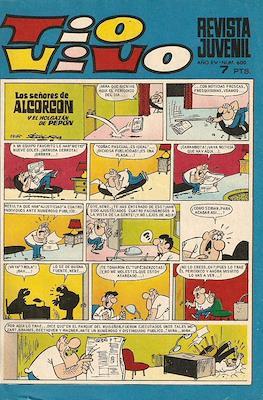 Tio Vivo. 2ª época (1961-1981) (Grapa) #600