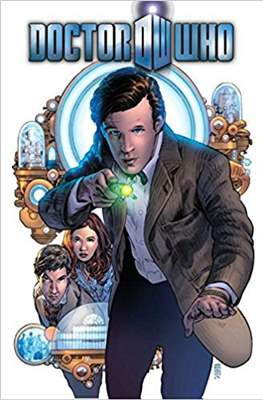 Doctor Who Series 3 (Digital) #1