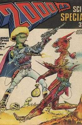 2000 AD Sci-Fi Special #1