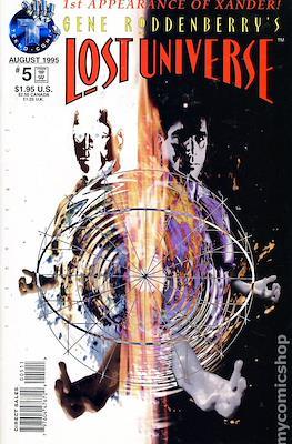 Lost Universe (Comic Book) #5