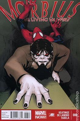 Morbius: The Living Vampire (Vol. 2 2013) (Comic Book) #6