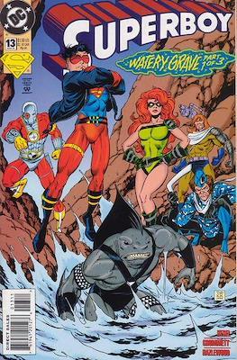 Superboy Vol. 4 #13