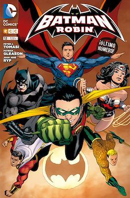 Batman y Robin. Nuevo Universo DC (Rústica 96-112 pp) #12