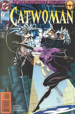 Catwoman Vol. 2 (1993) (Comic Book) #7