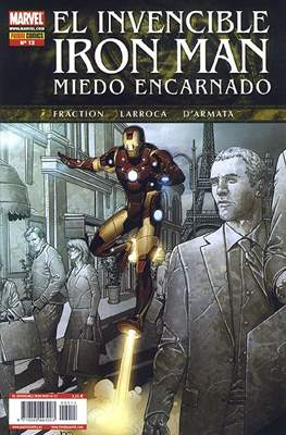 El Invencible Iron Man Vol. 2 (2011-) (Grapa - Rústica) #13