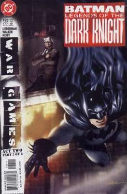 Batman: Legends of the Dark Knight Vol. 1 (1989-2007) (Comic Book) #183
