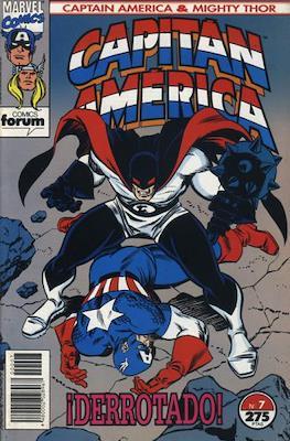 Capitán América & Thor el Poderoso Vol. 2 (1993-1994) (Grapa. 48 páginas.) #7