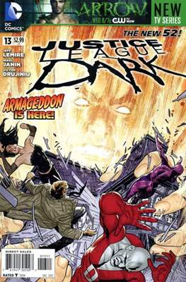 Justice League Dark Vol. 1 (2011-2015) (Comic-Book) #13