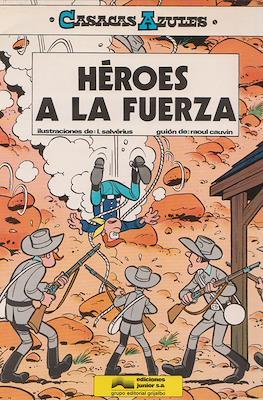 Casacas Azules (Cartoné 48 pp) #1