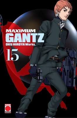 Maximum Gantz #15