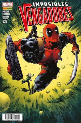 Imposibles Vengadores (2013-2018) (Grapa) #38