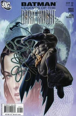 Batman: Legends of the Dark Knight Vol. 1 (1989-2007) (Comic Book) #209