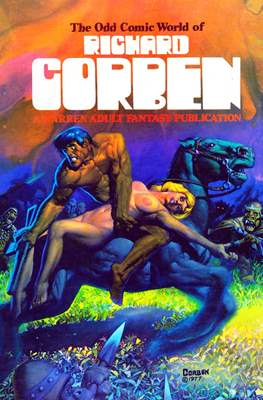 The Odd Comic World of Richard Corben