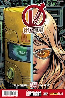 Vengadores Secretos (2011-2015) (Grapa) #34