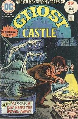 Tales of Ghost Castle (Comic Book) #1