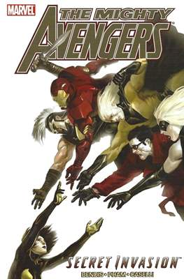 The Mighty Avengers Vol. 1 (2007-2010) (Paperback) #4