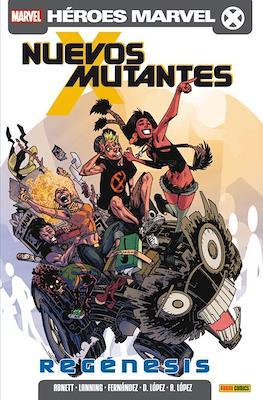 Nuevos Mutantes Vol. 2 (2010-2013). Héroes Marvel (Rústica 160 pp) #5