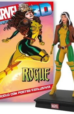 Marvel Héroes 3D - Colección Oficial (Grapa) #32