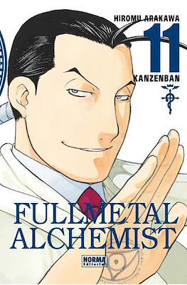 Fullmetal Alchemist (Kanzenban) #11