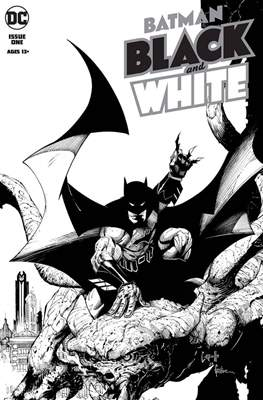 Batman Black and White (2020)