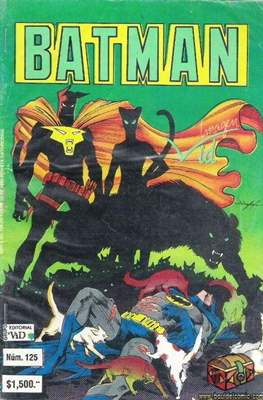 Batman (1987-2002) (Grapa) #125