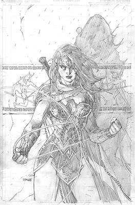 Wonder Woman Vol. 5 (2016- Variant Cover) (Comic Book) #750.8