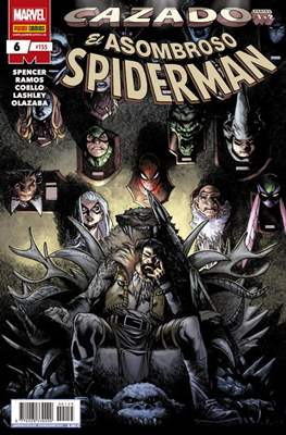 Spiderman Vol. 7 / Spiderman Superior / El Asombroso Spiderman (2006-) (Rústica) #155/6