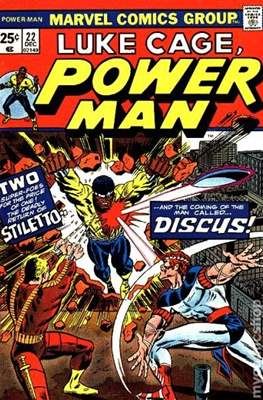 Hero for Hire / Power Man Vol 1 / Power Man and Iron Fist Vol 1 (Comic Book) #22