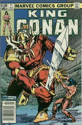 King Conan / Conan the King (Grapa, 48 págs.) #11