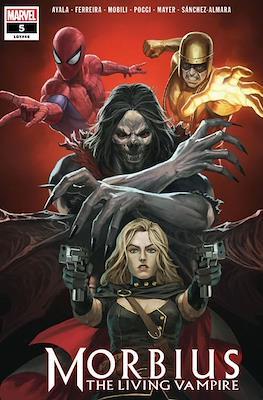 Morbius: The Living Vampire Vol. 3 (Comic Book) #5