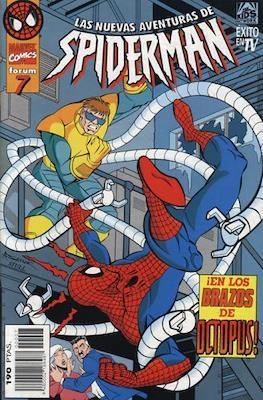 Las nuevas aventuras de Spiderman #7
