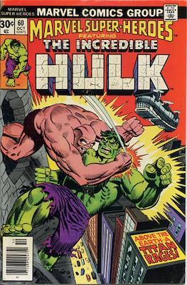 Marvel Super-Heroes (Grapa) #60