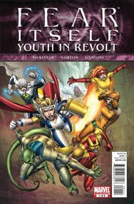 Fear Itself: Youth in Revolt (Comic-Book) #1