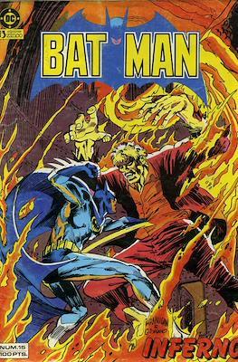 Batman (1984-1985) (Grapa) #15