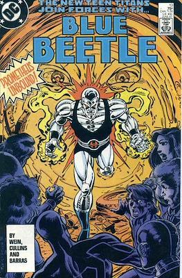 Blue Beetle Vol. 1 #13