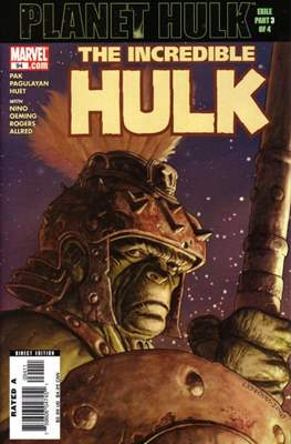 Hulk Vol. 1 / The Incredible Hulk Vol. 2 / The Incredible Hercules Vol. 1 (Comic-Book) #94