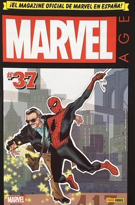 Marvel Age (2016-) (Grapa) #37