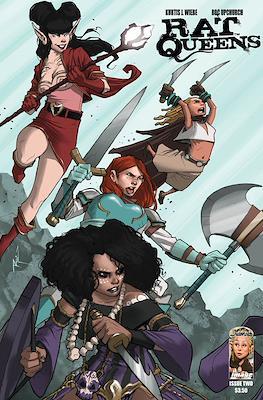 Rat Queens (Comic-book) #2