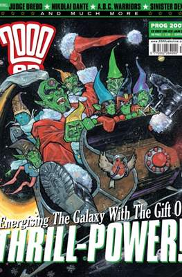 2000 AD Christmas Special. #2006