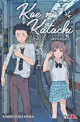 Koe no Katachi - Una Voz Silenciosa (Rústica) #3