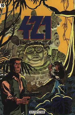 421 (Cartoné) #10