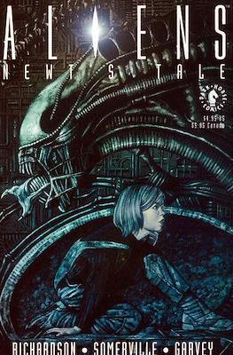 Aliens. Newt's Tale