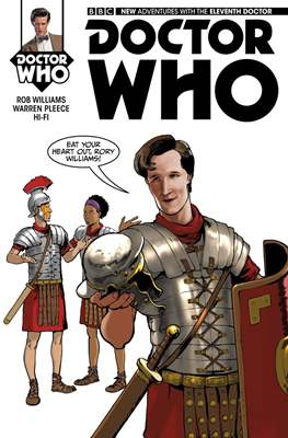 Doctor Who: The Eleventh Doctor (Comic Book) #13
