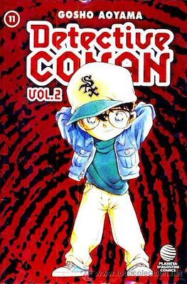 Detective Conan. Vol. 2 (Rústica 96-192 pp) #11