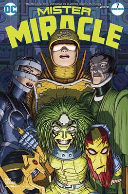 Mister Miracle (Vol. 4, 2017- 2018) #7
