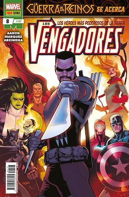 Los Vengadores Vol. 4 (2011-) (Grapa) #107/8