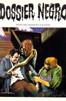 Dossier Negro (Rústica y grapa [1968 - 1988]) #31