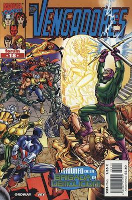 Los Vengadores vol. 3 (1998-2005) (Grapa. 17x26. 24 páginas. Color. (1998-2005).) #18