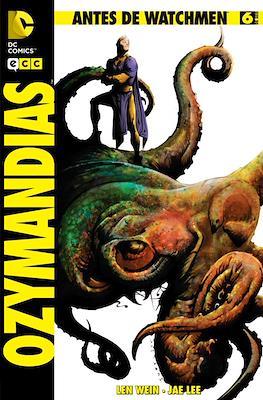Antes de Watchmen: Ozymandias (Grapa 36-32 pp) #6