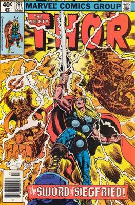 Journey into Mystery / Thor Vol 1 (Comic Book) #297